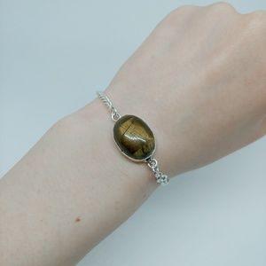 Jewelry - Tiger eye bracelet